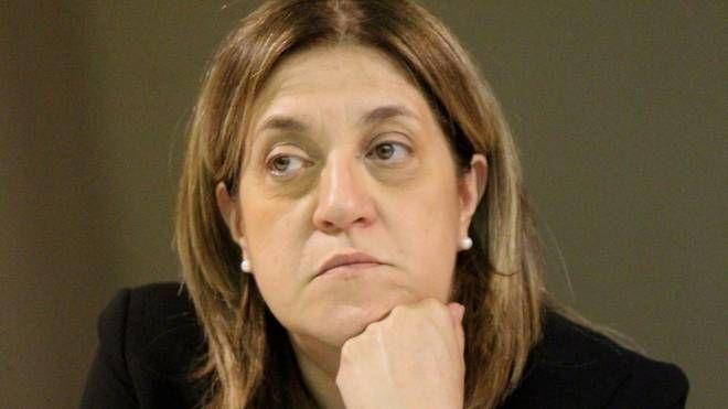 Catiuscia Marini, governatrice dell'Umbria
