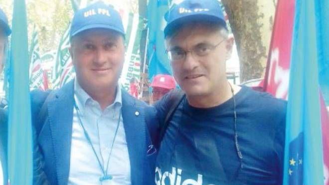 Falvio Gambini e Sergio Sacchetti