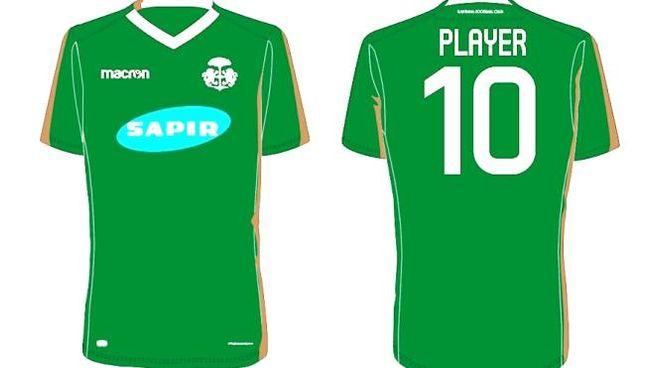 La terza maglia del Ravenna sarà scelta dai tifosi con un sondaggio online
