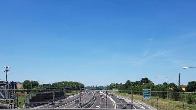 Il passante autostradale metropolitano bolognese al centro delle polemiche negli ultimi mesi