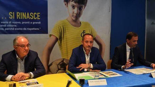 La presentazione della campagna abbonamenti del Modena Calcio (fotofiocchi)