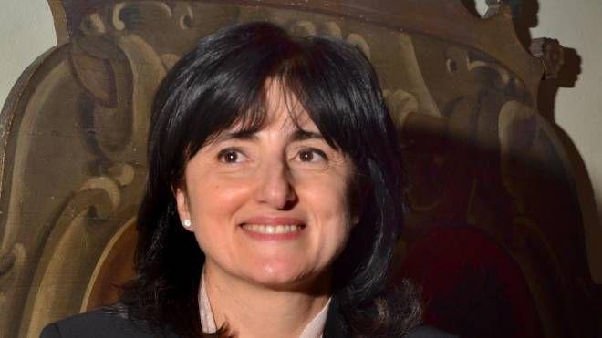 Il presidente del consorzio Mariangela Grosoli