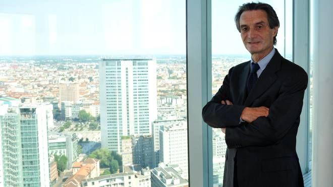 Attilio Fontana, presidente della Regione, ha rifiutato l'offerta delle Ferrovie dello Stato
