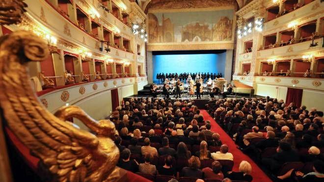 Il Settecentesco teatro Pergolesi