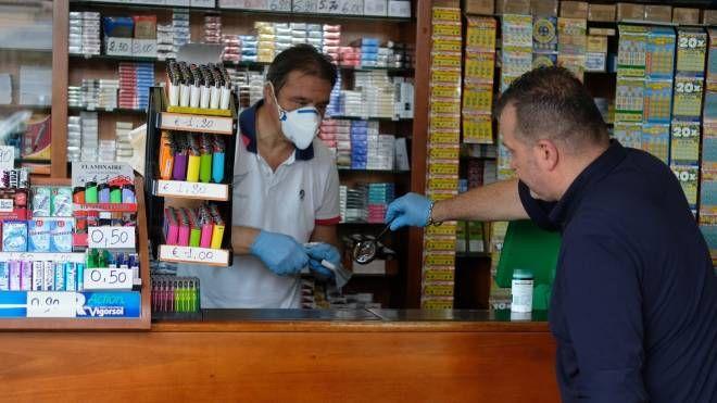 I rilievi alla tabaccheria di porta Schiavonia
