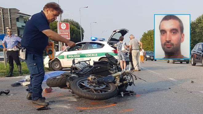 Incidente mortale a Mozzanica, la vittima Renato Agnelli