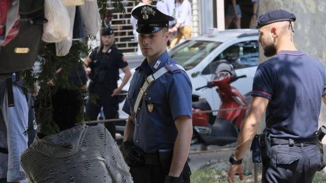 Blitz dei carabinieri a Porta Venezia
