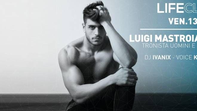 Luigi Mastroianni  al Life Club di Rovetta
