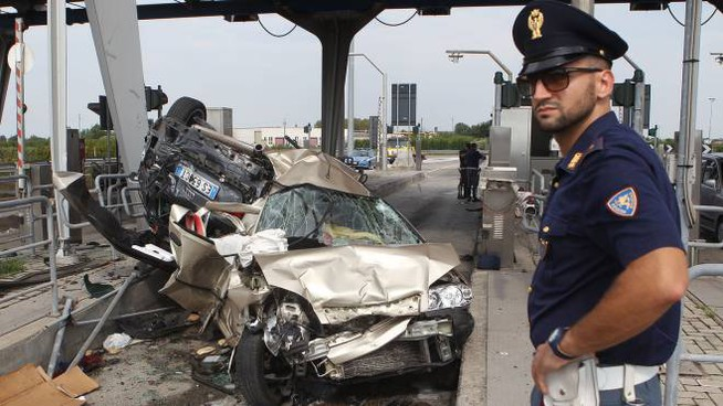 Il terribile incidente del 15 agosto 2015