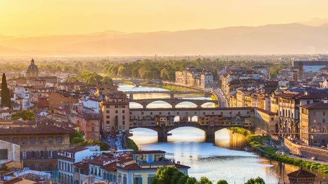 Firenze è amatissima dai turisti di tutto il mondo - Foto: TT/iStock