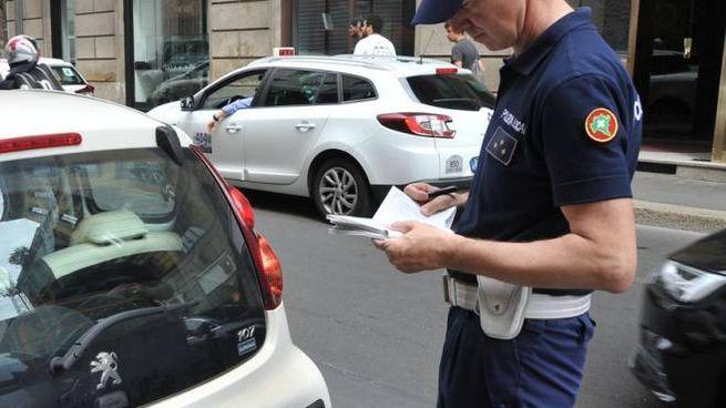 Polizia Locale in azione