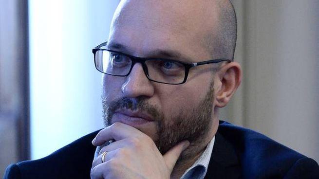 Il ministro della Famiglia Lorenzo Fontana