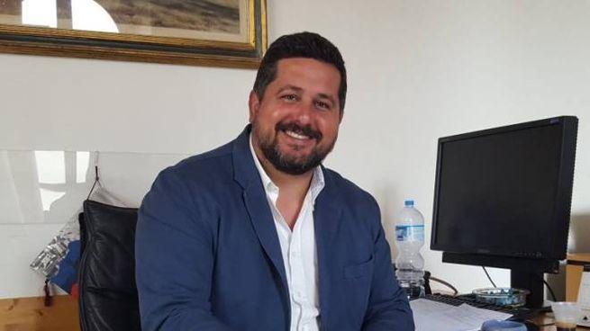 L'assessore alla Cultura Luca Agresti
