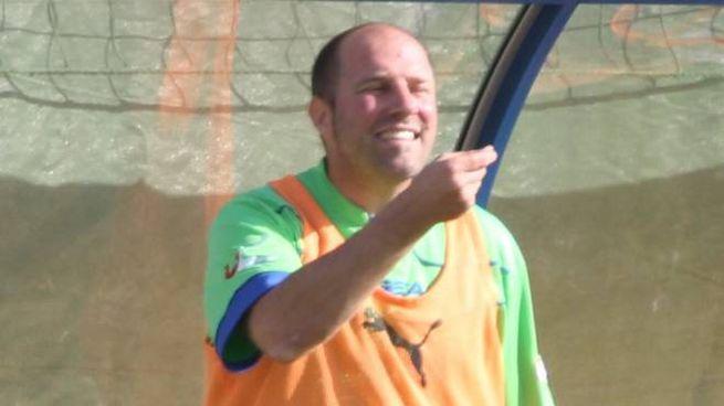 Il neo allenatore biancorosso Nicola Campedelli (Ravaglia)