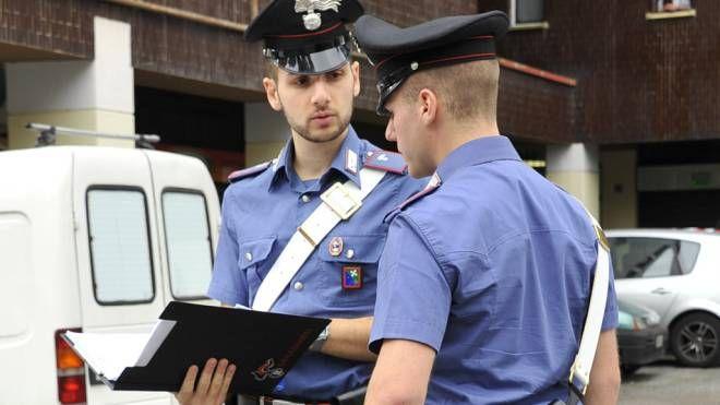 I carabinieri (foto repertorio)