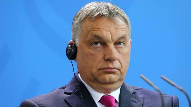 Il primo ministro ungherese Viktor Orban (LaPresse)