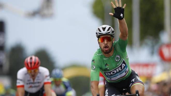 Tour de France 2018, Peter Sagan vince la tappa 13 (Ansa)