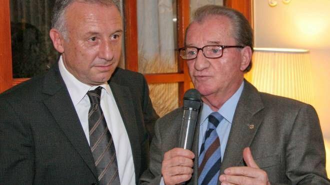 Alberto Zaccheroni e Dionigio Dionigi
