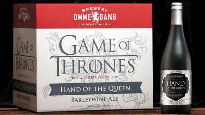 Una delle birre dedicate a 'Il Trono di Spade' - Foto: ommegang.com