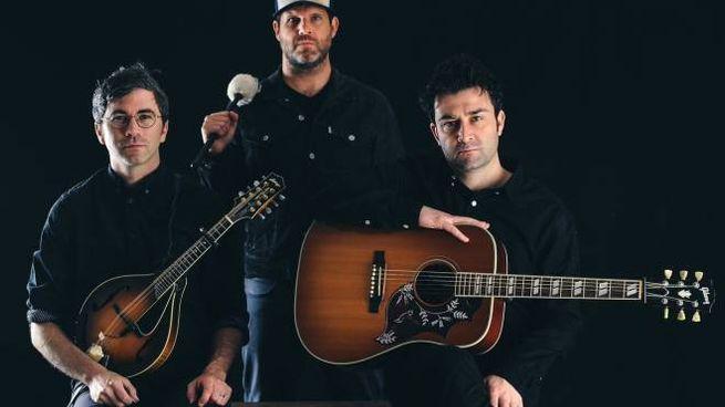 Figino Serenza, la band americana The Orphan Brigade