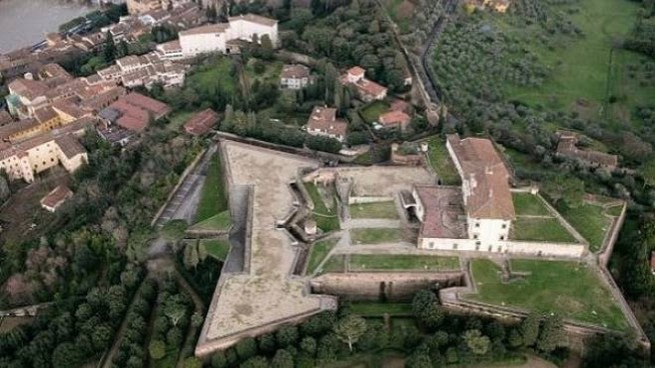 L Ora Miracolosa Firenze Vista Dal Forte Belvedere Cosa