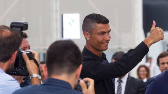 Cristiano Ronaldo, neo acquisto della Juve, è la grande novità della Serie A (LaPresse)