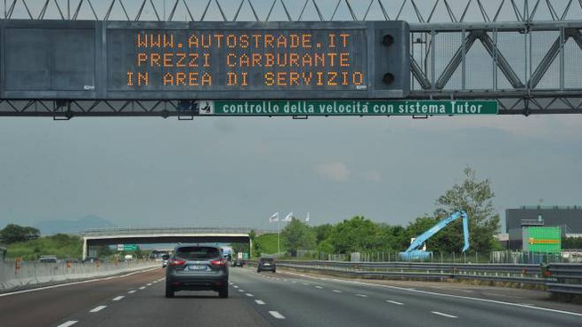 Autostrade, tutor (Newpress)