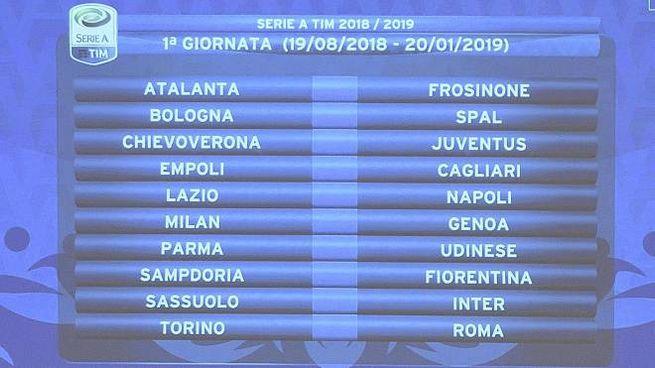 Calendario Partite Juventus Stadium.Calendario Serie A Ecco Tutte Le Partite Del Sassuolo