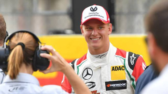 Mick Schumacher (Afp)