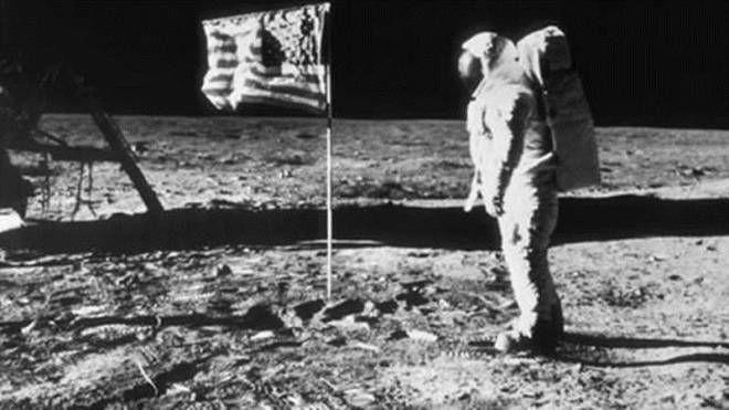 Lo sbarco sulla Luna del 1969