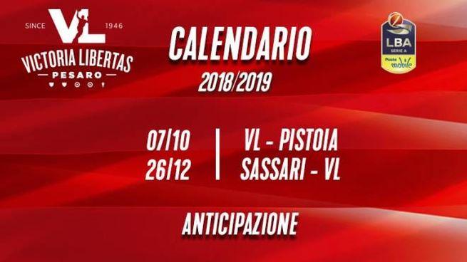 Auxilium Torino Calendario.Vuelle La Prima Giornata In Casa Contro Pistoia Sport