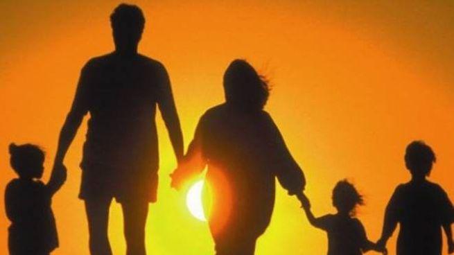 Famiglia, figli: foto generica