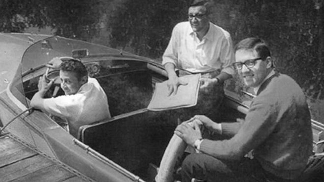 """Los Marcellos Ferial con """"Sei diventata nera"""" vinsero nel 1964 un Disco per l'estate"""