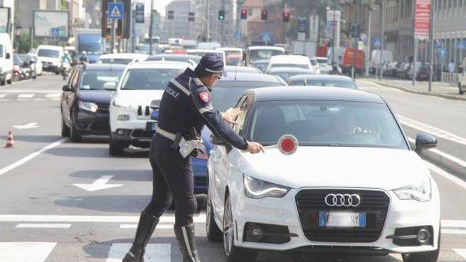 Restrizioni al traffico