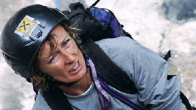 Nives Meroi, donna e scalatrice