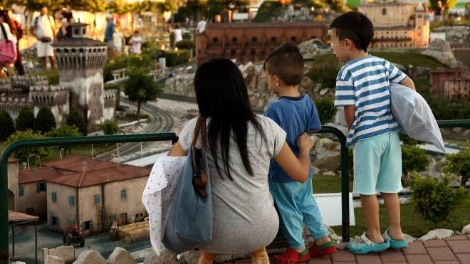 Rimini, all'Italia in Miniatura torna 'Stelle in Pigiama' (foto di Matteo Marini)