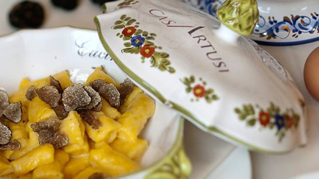 Notte Bianca del cibo italiano