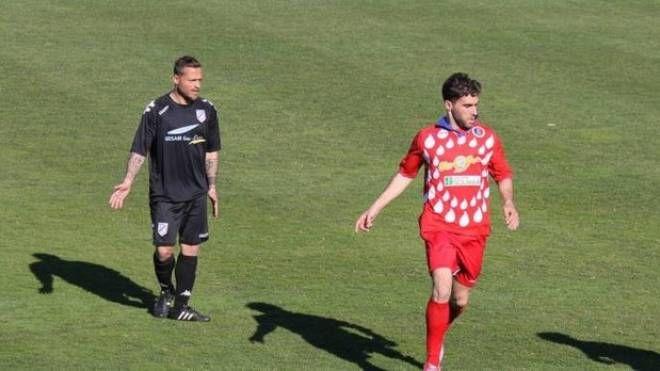 L'attaccante Filippo Moscati