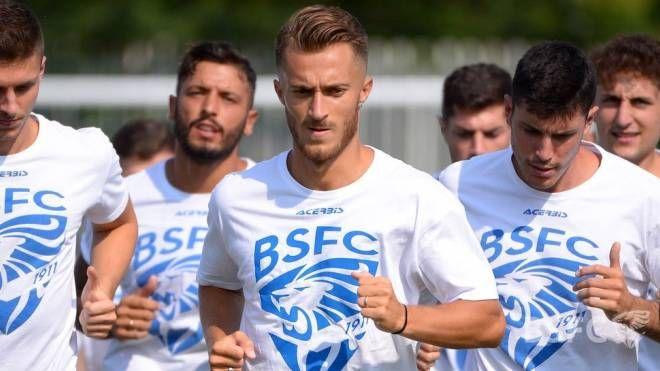 Il Brescia è al lavoro per trovare la forma migliore in vista della nuova stagione cadetta
