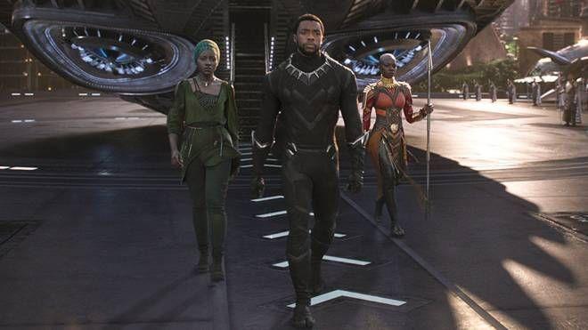 Una scena di 'Black Panther' – Foto: Disney/Marvel