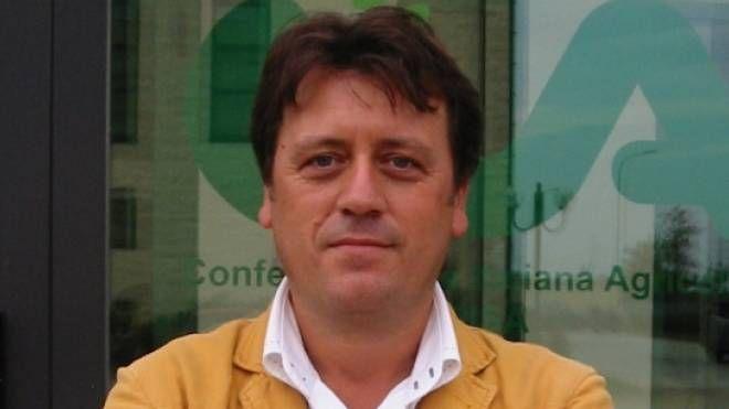 Stefano Berti, direttore della Cia di Pisa