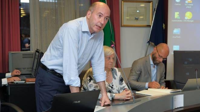 Il sindaco Simone Cairo ha fatto visita ai titolari