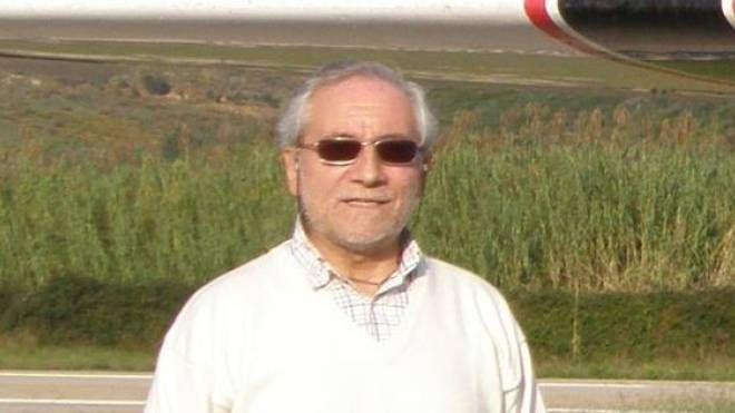 Romolo Vanni, uno dei protagonisti del drammatico atterraggio