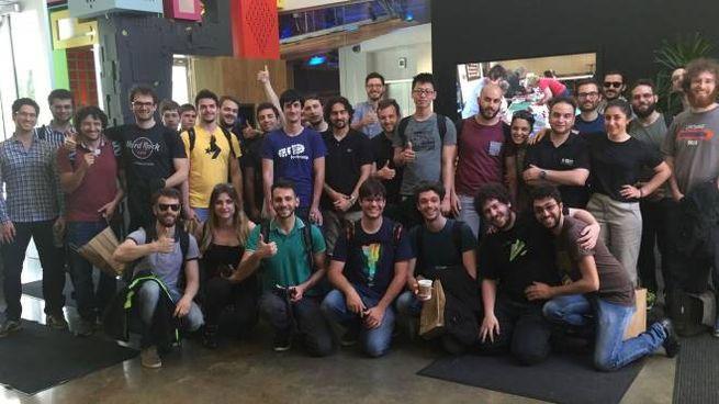 """Gli studenti del Politecnico di Milano in un viaggio esplorativo nella """"casa"""" di Facebook"""