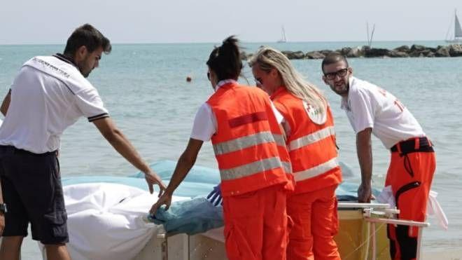 Tragedia a Porto San Giorgio (Zeppilli)