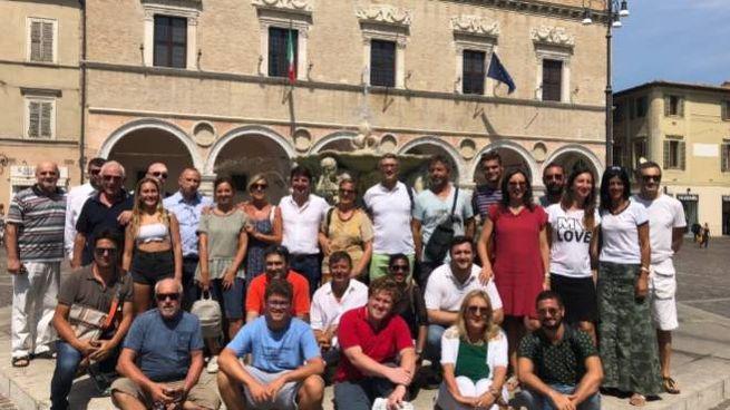 Organizzatori e volontari Festa Pesaro