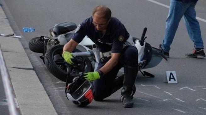 Incidente in via Comasina