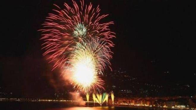 I fuochi d'artificio, tra le attrazioni più suggestive