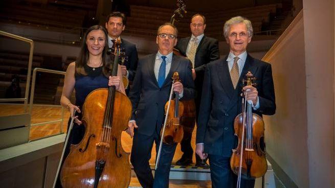 Il quintetto dei Berliner Philarmoniker