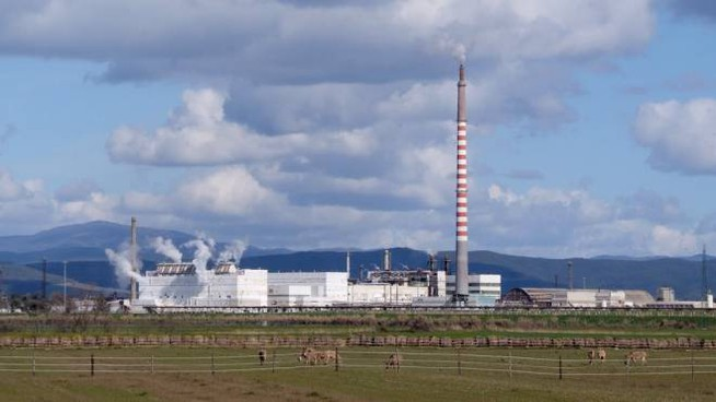 L'area industriale del Casone